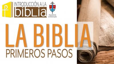 LA BIBLIA: PRIMEROS PASOS