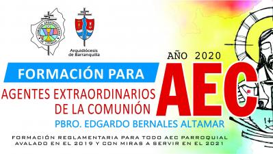 FORMACIÓN AEC 2020